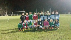 Match Amical Féminines à GUISE - AS MARLY GOMONT