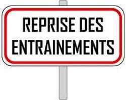 Dates des Reprises pour cette nouvelle saison 2018/2019
