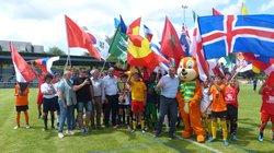 Mondial MyTeam Montlouis Cup U13 - 2018 - AS Montlouis sur Loire