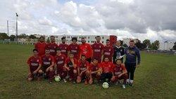 Equipe 2017-2018 - A.S.Portugaise de Mer