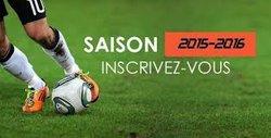 Lancement de la campagne d'inscription pour la saison 2015-2016