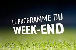 Programme du week end 22 et 23 septembre 2018