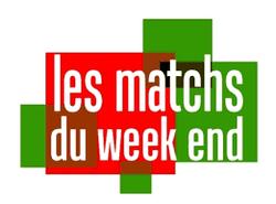 LES MATCHS DU WEEK END (21/10/2017 )