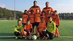 ASPM U9 équipe 1 automne 2016 - A.S. Prévessin-Moëns