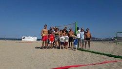 BEACH FOOT PRO-TRAINING GAMES à Argelès-Sur- Mer. Journée du 29-07-2017 - ASSOCIATION SPORTIVE DE PRO-TRAINING GAMES