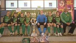 Jours de foot indoor 2014 - U13 District - ASPTT Arras Football