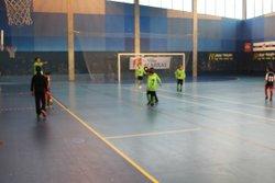 Jours de foot indoor 2014 - U9 District - ASPTT Arras Football