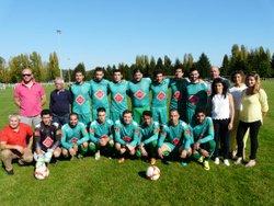 Equipes Saison 2017-2018 - A.S.Périgourdine (As Périgueux)