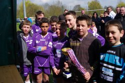 Tournoi école de foot 2010 U13 (2) - ASSOCIATION SPORTIVE QUERRIEU PONT-NOYELLE