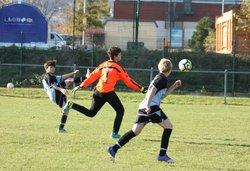 AGIIR FLORIVAL 3 U15 A - EMR MERXHEIM 15 A 3-3 - Association Sportive RAEDERSHEIM