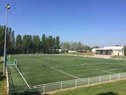 "Terrain synthétique de football - ASSM Saint Mard -  3 boulevard de la République - 49°02'17.9""N 2°41'32.0""E 49.038306, 2.692236 - Association Sportive Saint Mard Football"