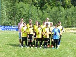 U13 - Hilbesheim du 12 05 2018 - Association Sportive Schaeferhof Dabo