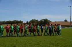 Asser 1 - Le Mas Rillier (19/10/2014) - AS Saint Etienne sur Reyssouze