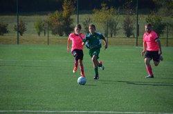 U15 - FC Veyle-Saône II- ASSER. 25 SEPTEMBRE 2016 - AS Saint Etienne sur Reyssouze