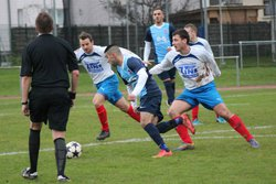 Coupe d'Alsace: US Thann - AS Sundhoffen (1-4) - AS Sundhoffen