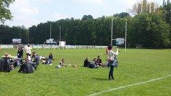 casse croute parents -educateurs au tournoi d objat - Association Sportive de Saint-Viance