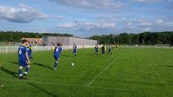 Match amical de nos séniors a l' Olympique Amienois défaite 5 buts a 4 - ASS. SPORTIVE TALMAS  PICARDIE
