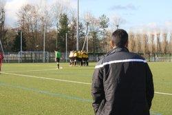 PHOTOS MATCH U18 ASTD MEZIDON - AS TROUVILLE DEAUVILLE FOOTBALL