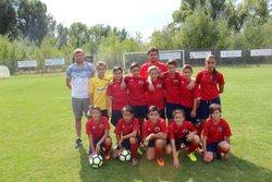 Les U 13 contre Les Mées (24 septembre 2016) score 4 - 1 - Alliance Sportive Valensole Gréoux