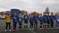 Challenge U 11 du 18/11/17 à Caucriauville - ATHLETI'CAUX Football Club