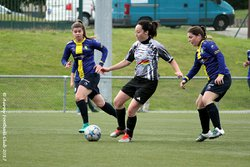 R2 FEMININES AURAY FC 3 - 5 DINAN LEHON FC (2-4)  - AURAY Football-Club