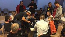 Un petit clin d'oeil à nos gagnants du tournoi de poker du Samedi 3 Février ;) - AUXILOISE