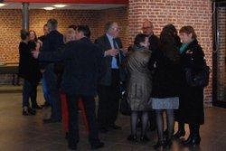 Réception à la mairie d'Avelin avec les maires d'Ennevelin et d'Avelin - Entente AVELIN - ENNEVELIN