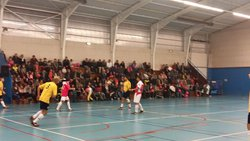 Match amical à domicile du 10/11/2016 contre Falleron - Bouaine Futsal Club