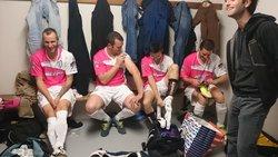 Match de championnat contre Montaigu du 02/11/16 - Bouaine Futsal Club