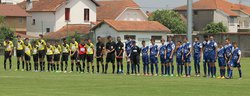 U 15  Finale  Coupe 04/06/2016 - BOUTONS D'OR GER