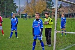 U13A/FC SALEVES  06/12/2014 - Bonne Athletic Club