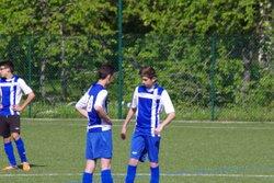 U15 - Match à Ballaison - Bonne Athletic Club
