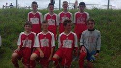 Les U15 finissent 3eme au tournoi d'Ernée