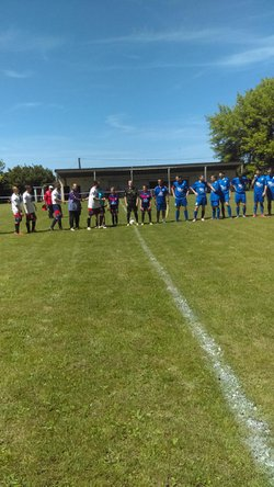 match fcbo st aubin - FOOTBALL  CLUB    BRENNE-ORAIN