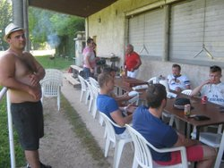 Dimanche 28/05/17 Barbecue de fin de saison à Sellieres - FOOTBALL  CLUB    BRENNE-ORAIN
