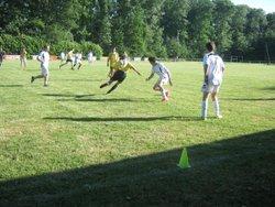 17/06/17  Matchs fin de saison FCBO à Sellieres - FOOTBALL  CLUB    BRENNE-ORAIN