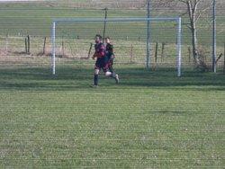 25-02-18 FCBO B à Bersaillin contre LONS PTT - FOOTBALL  CLUB    BRENNE-ORAIN