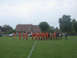 29-04-18 FCBO B à Courlaoux. - FOOTBALL  CLUB    BRENNE-ORAIN
