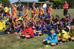 Retour sur journée Yves Breniaux 10 sept 2016 - FOOTBALL  CLUB    BRENNE-ORAIN