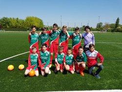 NOS EQUIPES U12 U13 - BREUILLET FOOTBALL CLUB