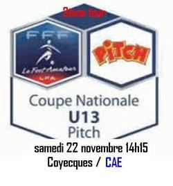 Après la coupe de France, la Gambardella place à la coupe nationale U13