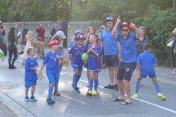 Défilé du 13 juillet 2017 - Club Sportif de Saint-Pierre
