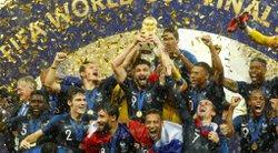 Champion du Monde 2018 ! Retour sur les 3 derniers matchs qui nous font rêver........ - Club Sportif de Saint-Pierre