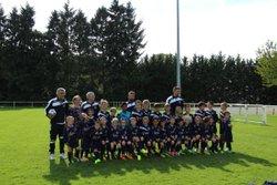 Remise du Label Espoir et signature Partenariat eDF - Club Athlétique Saint Laurent-Nouan  Football