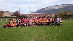 Plateau U11 21/10/2017 - Club Athlétique Bonnevillois 1921