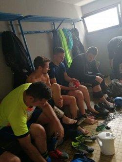 Seniors 3 saison 2017-2018 - Club Athlétique Harfleur Beaulieu Football