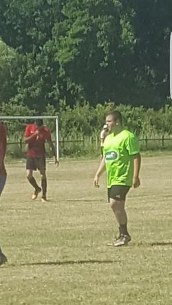 Tournoi seniors 2017 - Club Athlétique Harfleur Beaulieu Football