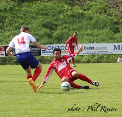 Photos du match CAM - Drumettaz (06/05/2018) - CLUB ATHLÉTIQUE MAURIENNE FOOTBALL