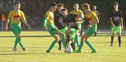 U17 Honneur - match du 12/11 - CA Plan de Cuques