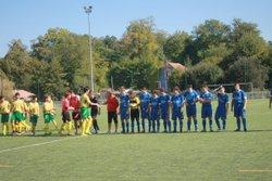 match des u18 riberac/tocane - faux  12-0 - CA RIBERACOIS